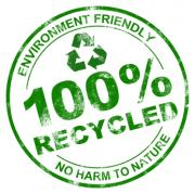 Green Business means sustainable products and zero waste
