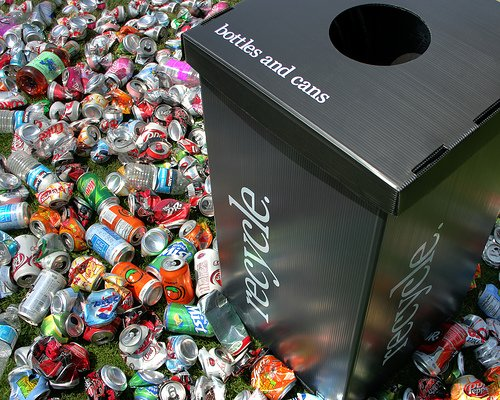 Does recycling really use less energy and resources than what could be generated by burning the...?