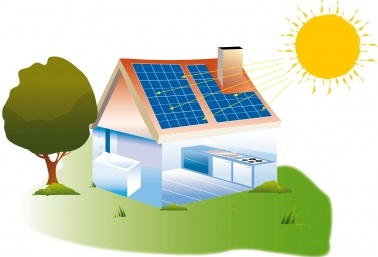 leed certified solar home