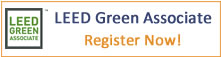 Register Now for the LEED Green Associate