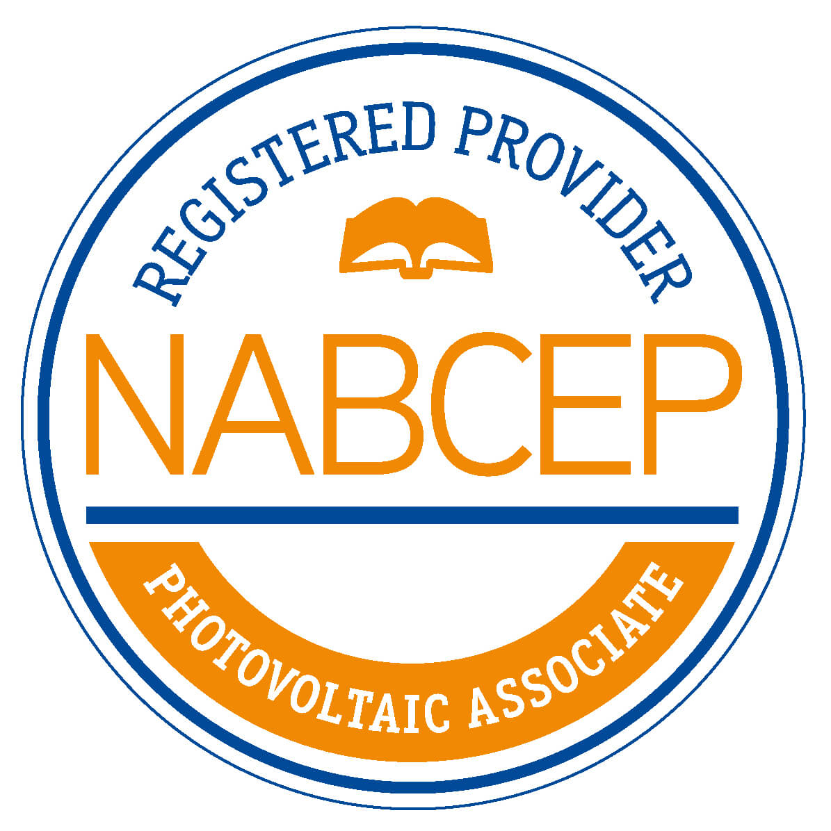 NABCEP PV Associate Training Provider logo