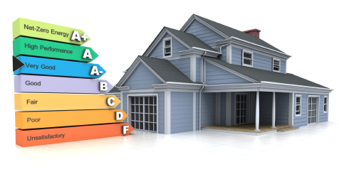 home energy efficiency rating image