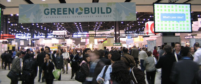 Greenbuild USGBC LEED Conference