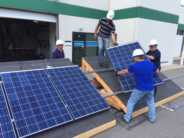 Solar Installation Training Course | Everblue Training