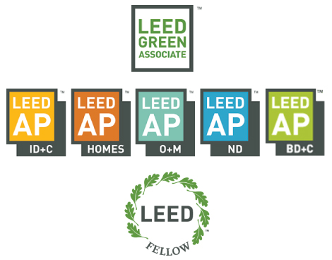LEED Credential Process