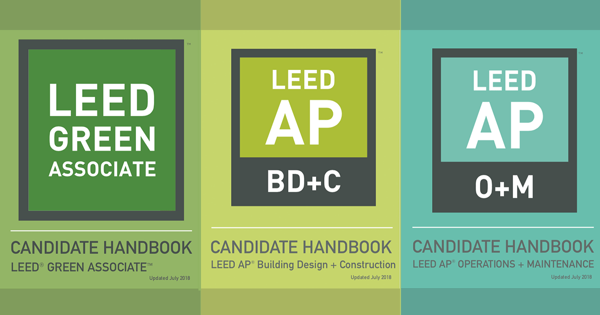 What's Covered on the LEED Exam | Everblue Training