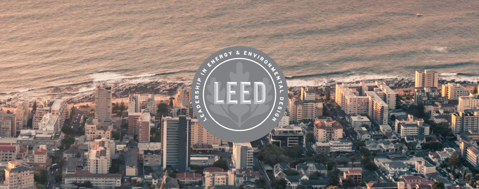 LEED for Cities USGBC graphic