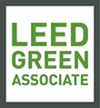 LEED Green Associate(GA) logo