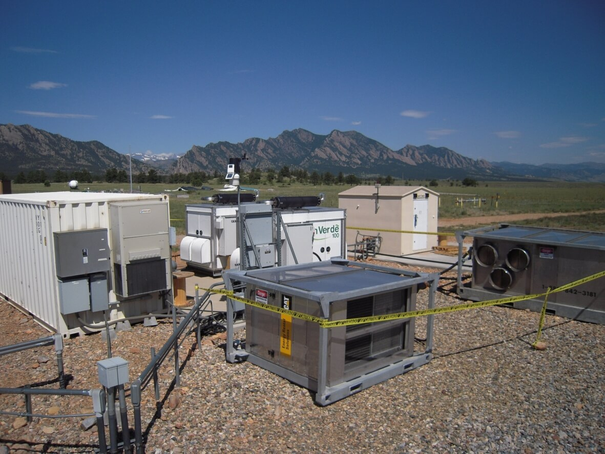 microgrid technology equipment photo
