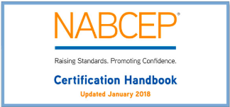 habcep certification handbook