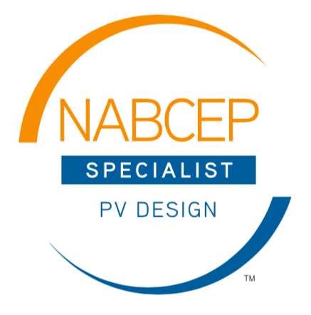 NABCEP PV Design Specialist logo