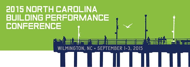 NC Building Performance Conference banner