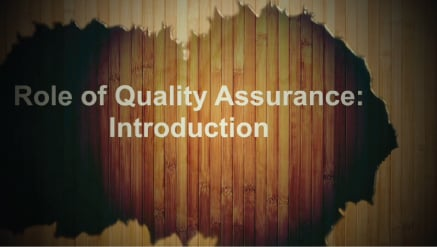 Role of RESNET Quality Assurance