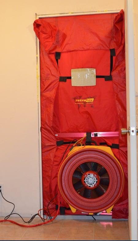 Retrotec Blower Door Discount Everblue Training