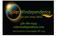 Solar Windependence