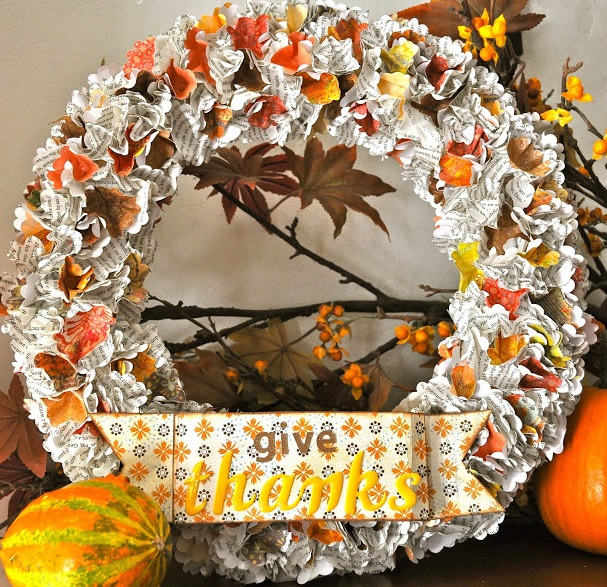 paper-thanksgiving-wreath