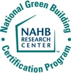 national green building certification program NAHB research center logo