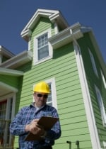 Home energy auditor photo