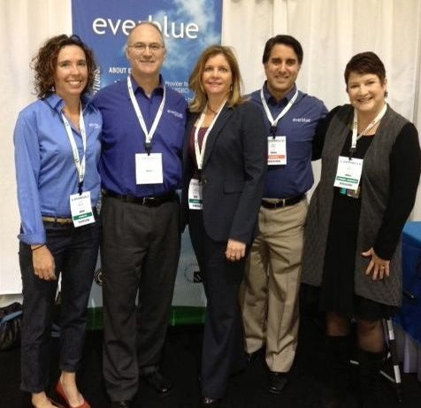 Everblue team at Greenbuild