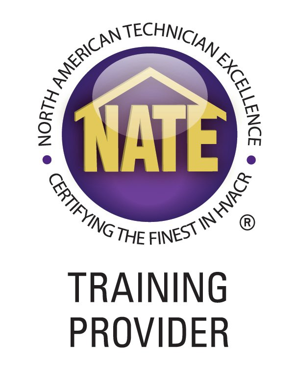 Everblue is a NATE Certified Training Provider