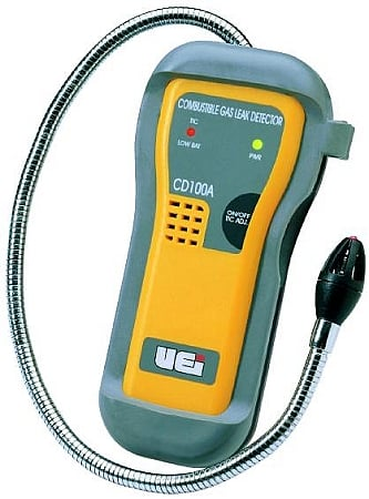 Energy Auditing Equipment - Combustible Gas Leak Detector