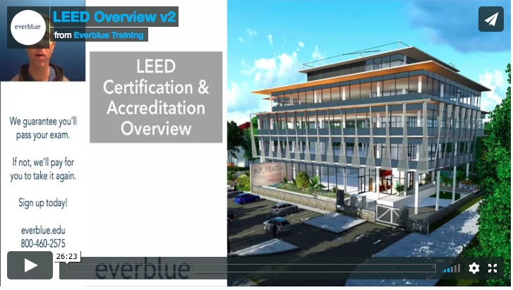 What is leed certification vs accreditation everblue for What is leed